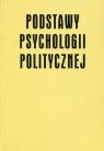 Podstawy psychologii politycznej