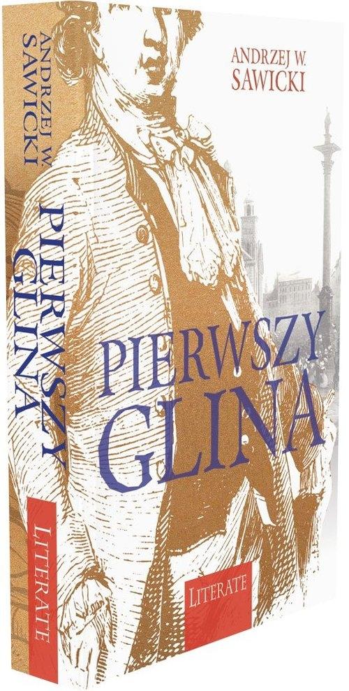 Pierwszy glina Sawicki Andrzej W.