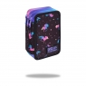 Coolpack Jumper 3, piórnik potrójny - Dark Unicorn (C67234) z