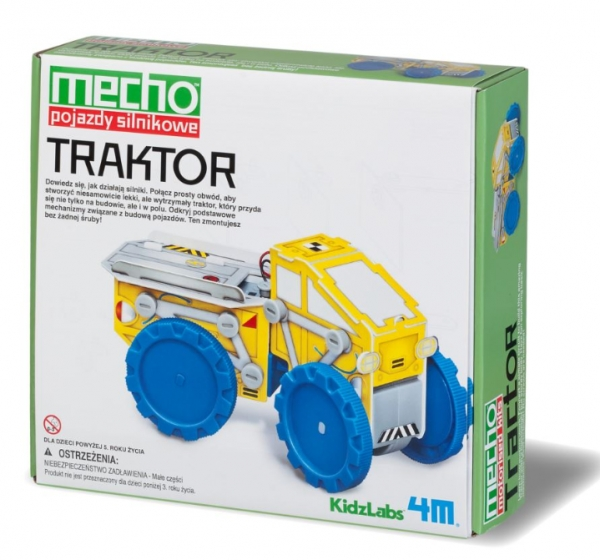 Mecho Pojazdy silnikowe: Traktor (3406)