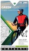 Green Velo mapa rowerowa Województwo podlaskie -część południowa