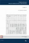 C XXV. Tabulaturae Braunsbergenses-Olivenses cz.3 red. Marcin Szelest