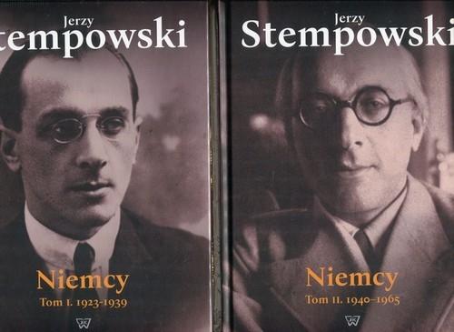 Niemcy Tom 1-2 Stempowski Jerzy