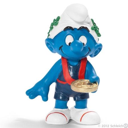Smurf Zwycięzca        new 2012 (20745)