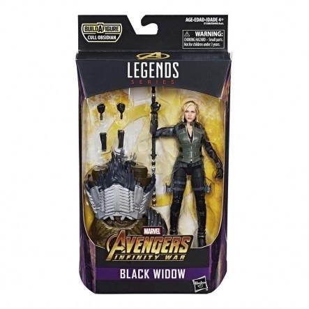 Figurka Avengers Legends Black Widow (E0490/E1580)