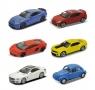 WELLY Modele Samochodów w skali 1:43 (44000) mix