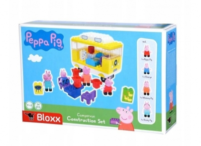 PlayBIG Bloxx Peppa Kamper Świnki Peppy