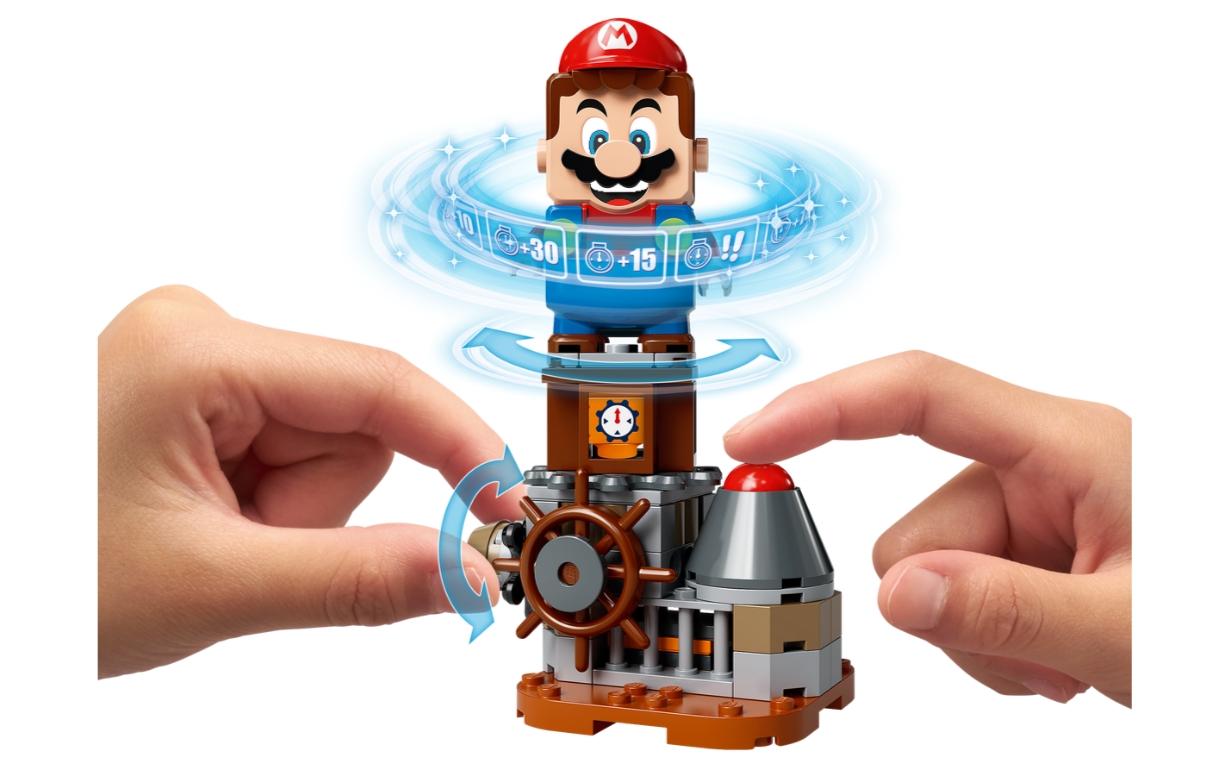 Lego Super Mario: Mistrzowskie przygody - zestaw twórcy (71380)