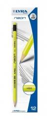 Ołówek Neon HB/2 (12szt)