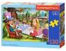Puzzle 120 Alice in Wonderland CASTOR