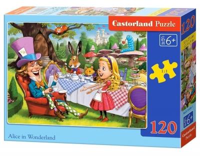 Puzzle 120: Alice in Wonderland