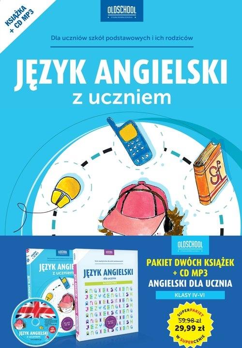 Pakiet Język angielski z uczniem. 2 książki+CD Autor zbiorowy