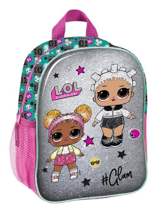 Plecak przedszkolny L.O.L Surprise (LOL-303)