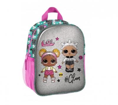 Plecak przedszkolny LOL-303 PASO