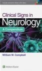 Clinical Signs in Neurology William Campbell