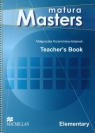 Matura Masters Elementary Teacher's Book