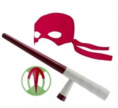 Wojownicze Żółwie Ninja-zest. woj. Raphael