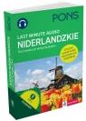 Last Minute audio Rozmówki ze słowniczkiem niderlandzkie