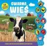 Gwarna wieś. 10 odgłosów zwierząt