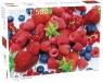 Puzzle 500: Jagody (Berrymania!)