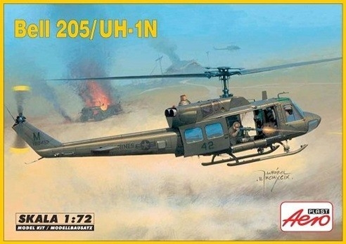 Bell 205/UH-1N (A-066)