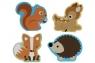 Karteczki w kształcie zwierzątek mix