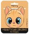 Zakładka magnetyczna - Kotek rudy