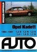 Opel Kadett. Obsługa i naprawa praca zbiorowa
