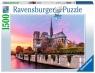 Puzzle 1500: Malownicze Notre Dame (16345)