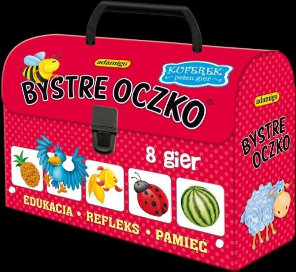 Kuferek Bystre oczko (6458)