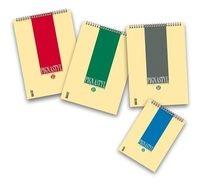 Kołonotatnik A5 Pigna Styl w kratkę 60 kartek mix kolorów