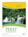Kalendarz 2017 ścienny - Perły krajobrazu