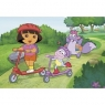 Dora na hulajnodze