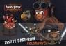 Zeszyt papierów kolorowych A4 Angry Birds Star Wars 10 kartek