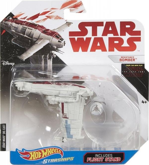 Star Wars Resistance Bomber (FBB03/FJD64)