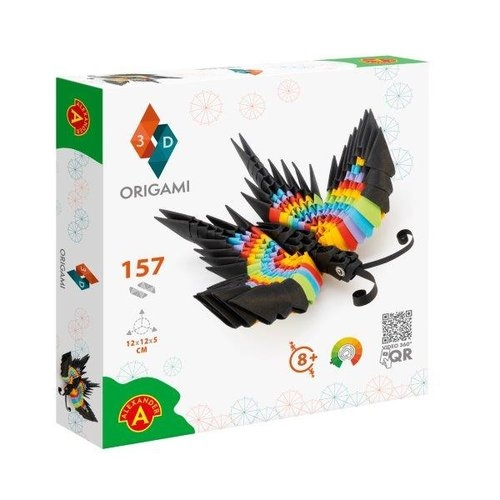Origami 3D Motyl