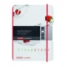 Notatnik PP my.book Flex A6/40k kratka - Strawberry (11361698)