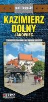 Mapa kieszonkowa - Kazimierz Dolny praca zbiorowa