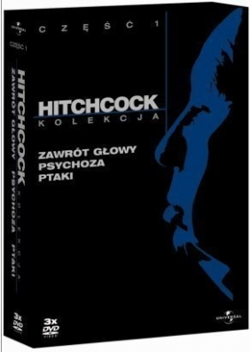 Hitchcock Collection (Box 3 DVD)