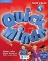 Quick Minds 1. Pupil's Book. Szkoła podstawowa. Reforma 2017 892/1/2017 Puchta Herbert, Gerngross Gunter, Lewis-Jones Peter