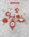 Torebka bożonarodzeniowa exclusive średnia MIX