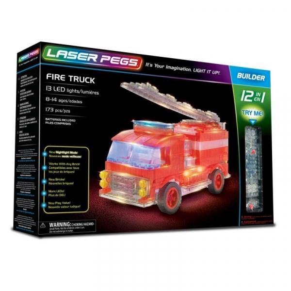 12 in 1 Fire Truck (12012)