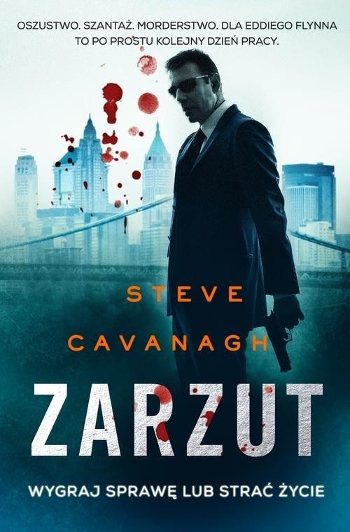 Zarzut Cavanagh Steve