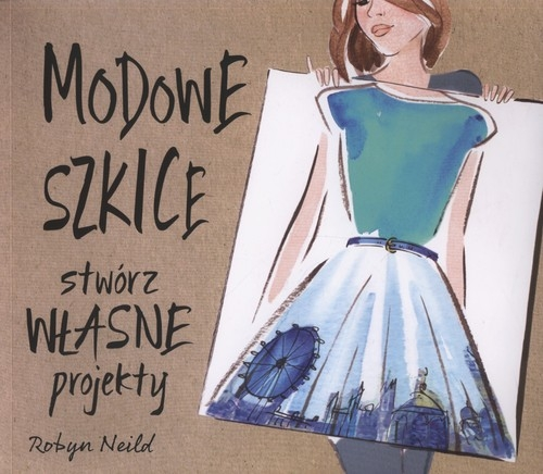 Modowe szkice Neild Robyn