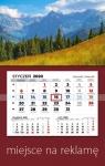 Kalendarz 2020 jednodzielny Parma Bogna