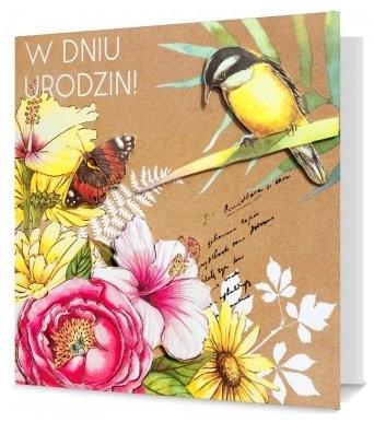 Karnet kw urodziny  HM-200-1466
