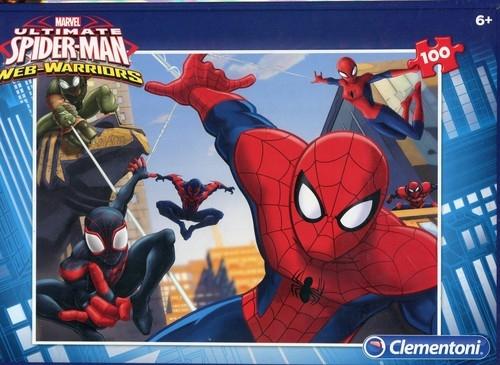 Puzzle 100 Spider-Man (07246)