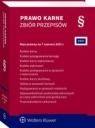 Prawo karne Zbiór przepisów w.61/2021 KK. KPK. KKW. KW. Kodeks pos. w Praca zbiorowa