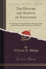 The History and Science of Education