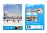 Kartki świąteczne UNICEF 5 sztuk